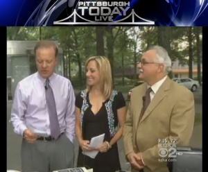 What's New Dr. Frank? - KDKA Pittsburgh Today Live 6/28/11