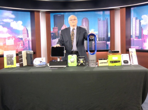 PITTSBURGH TODAY LIVE (CBS-TV) BEST of CES 2012- DR FRANK 2-2-12 004